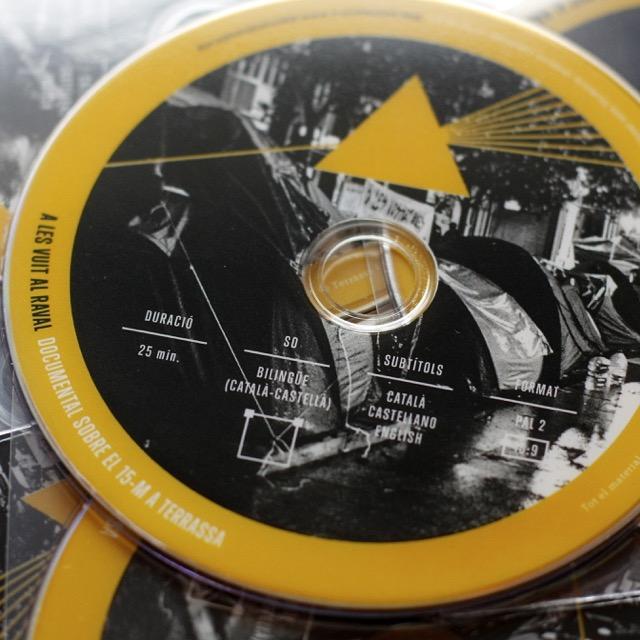 DVD del documental